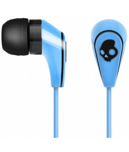 Skullcandy 50/50 w/ Mic 3 Ear Buds Shoe Blue - Discontinued Model