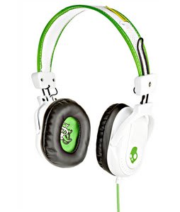 Skullcandy Agent Headphones Shoe White