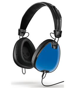 Skullcandy Aviator w/ Mic 3 Headphones Royal Blue/Black