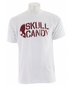 Skullcandy Basic Cargo T-Shirt White