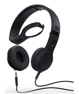 Skullcandy Cassette w/ Mic Headphones Black/Black