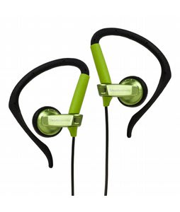 Skullcandy Chop Hangar Earbuds Green/Black