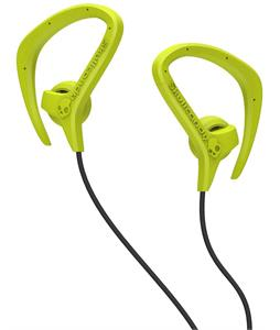 Skullcandy Chops In-Ear Earbuds Hot Lime/Gray/Gray