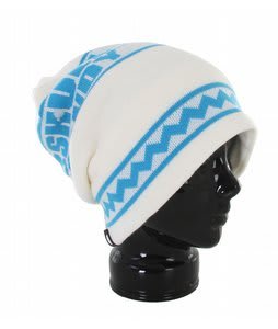 Skullcandy Chuck Audio Beanie Blue/White