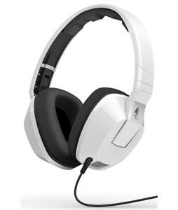 Skullcandy Crusher w/ Mic 1 Headphones White