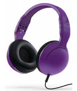 Skullcandy Db Hesh 2.0 w/  Mic 1 Headphones Athletic Purple