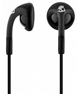 Skullcandy Fix w/ Mic 3 Earbuds Black/Black