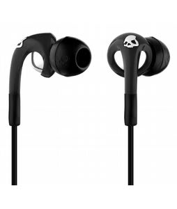 Skullcandy Fix In-Ear Earbuds Black/Chrome - Discontinued Model