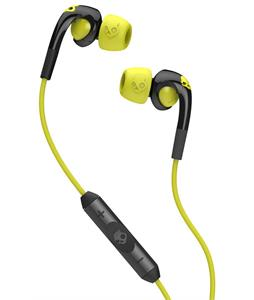 Skullcandy Fix In Ear w/ Mic 3 Earbuds Mick Fanning Black/Yellow