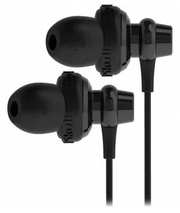 Skullcandy Heavy Metal In Ear w/ Mic 3 Ear Buds Black