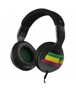 Skullcandy Hesh 2.0 Headphones Rasta