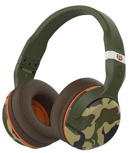 Skullcandy Hesh 2 Bluetooth Headphones Camo/Olive/Olive