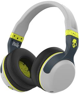 Skullcandy Hesh 2 Bluetooth Headphones Light Gray/Dark Gray/Hot Lime