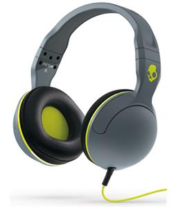 Skullcandy Hesh 2 Headphones Grey/Black/Hot Lime
