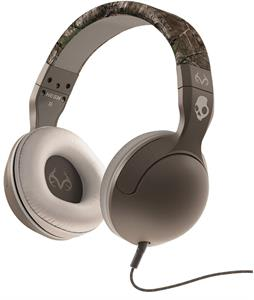 Skullcandy Hesh2 w/ Mic 1 Headphones Realtree/Dark Tan/Tan