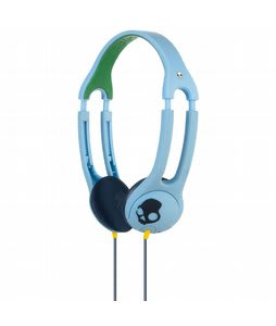 Skullcandy Icon 2 Headphones w/ Mic Light Blue