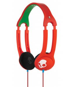 Skullcandy Icon 2 Headphones w/ Mic Red