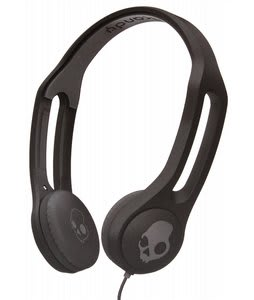 Skullcandy Icon 3 w/ Mic 1 Headphones Black