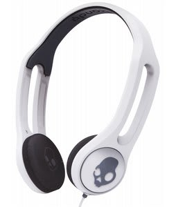 Skullcandy Icon 3 w/ Mic 1 Headphones White