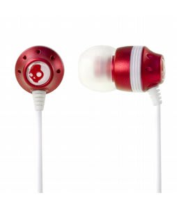 Skullcandy Ink'd Earbuds Candy Apple Red Oliver