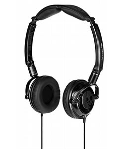 Skullcandy Lowrider Headphones w/ Mic Black