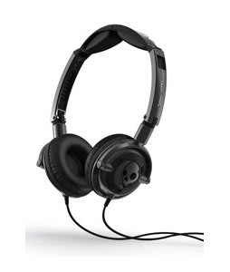 Skullcandy Lowrider w/ Mic 1 Headphones Gun Metal/Black