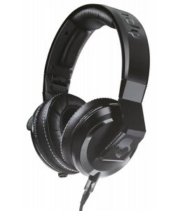 Skullcandy Mix Master w/ Mic 3 Headphones Matte Black/ Matte Black