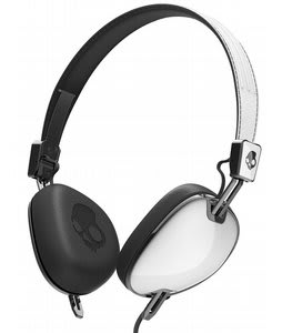 Skullcandy Navigator w/ Mic 3 Headphones White