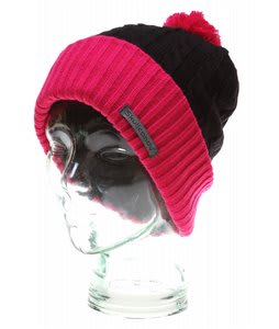 Skullcandy Orbit Audio Beanie Black Raspberry