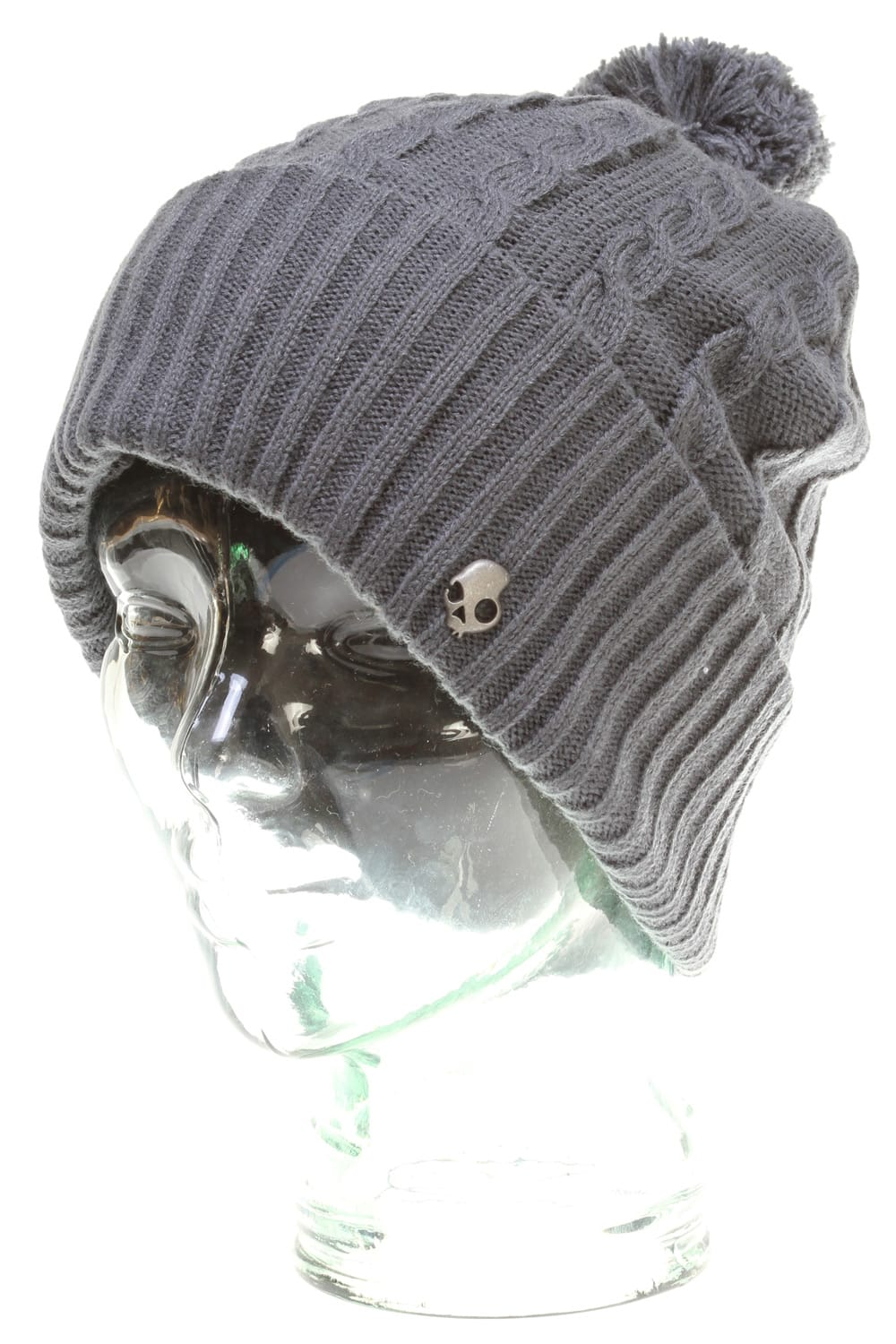 Shop for Skullcandy Orbit Audio Beanie Coal - Men's