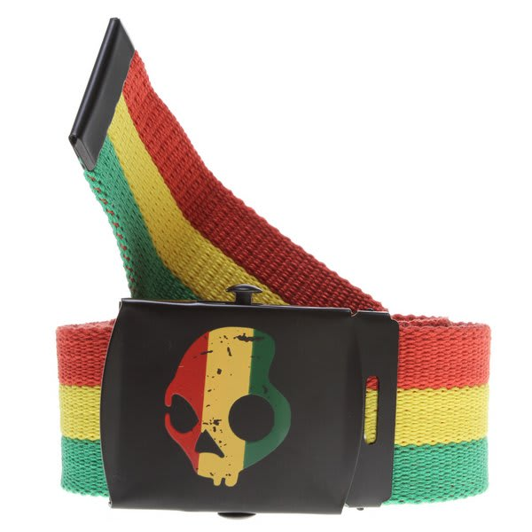 Skullcandy Rasta Web Belt