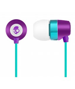 Skullcandy Riot Earbuds Purple/White/Blue - Discontinued Model