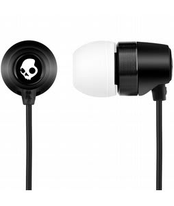 Skullcandy Riot Ear Buds Black/White - Discontinued Model