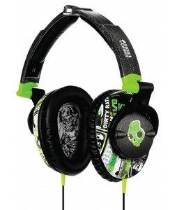 Skullcandy Skullcrusher Headphones Lurker Green/Black