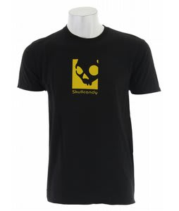 Skullcandy Slim Corpo T-Shirt Black