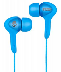 Skullcandy Smokin Buds Earbuds w/ Mic Shoe Blue - Discontinued Model
