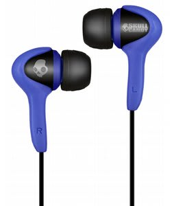 Skullcandy Smokin Buds Earbuds Sc Blue - Discontinued Model