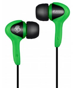 Skullcandy Smokin Buds Earbuds Sc Green - Discontinued Model