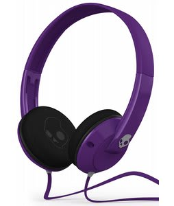 Skullcandy Uprock Headphones Athletic Purple/Grey