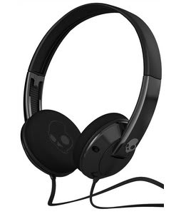 Skullcandy Uprock Headphones Black/Black