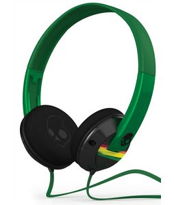 Skullcandy Uprock Headphones Black/Rasta