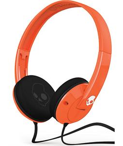 Skullcandy Uprock Headphones Orange/White/White