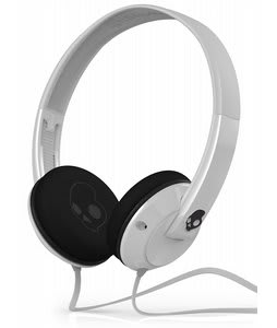 Skullcandy Uprock Headphones White/Black