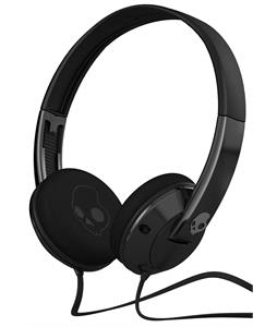 Skullcandy Uprock w/ Mic 1 Headphones Black/Black