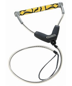 Straight Line 13in Jr Mini Wakeboard Handle Yellow/Black