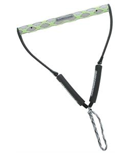 Straight Line Ari Matrix Wakeboard Handle Lime