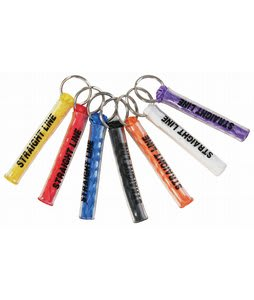 Straight Line Key Chain