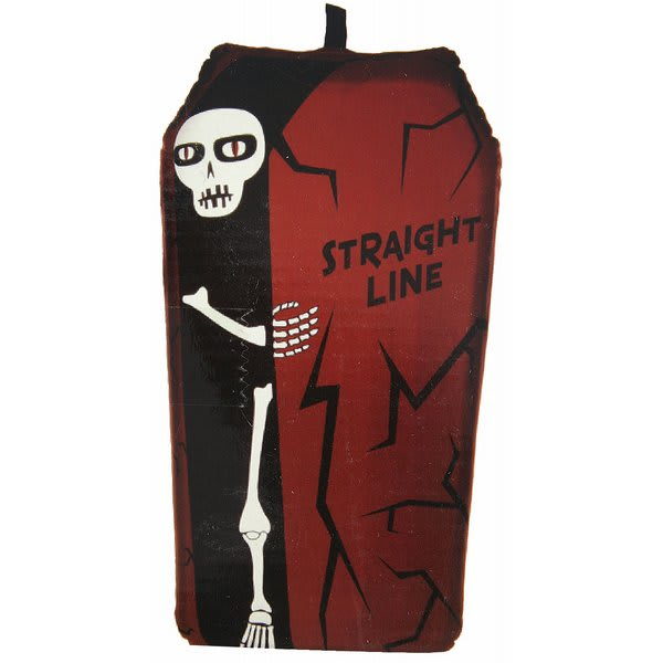 Straight Line Coffin Inflatable Tube