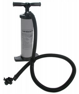 Straight Line Dual Action Hand Pump