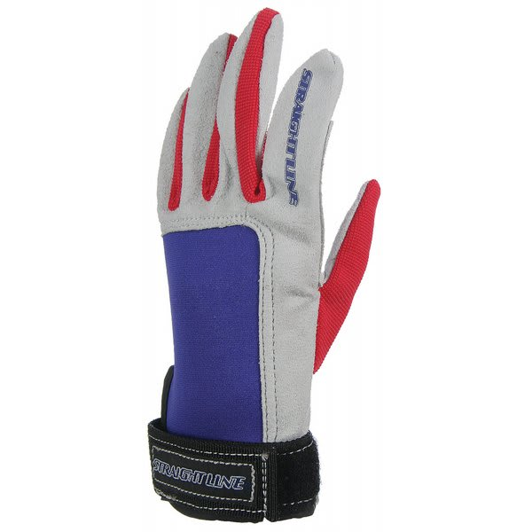 Straight Line Junior Performance Wakeboard Gloves